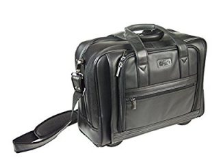 Moovie RONCATO Moovie Roncato BORSA TROLLEY PORTA PC 48 ore in pelle : Roncato Moovie Trolley in pelle